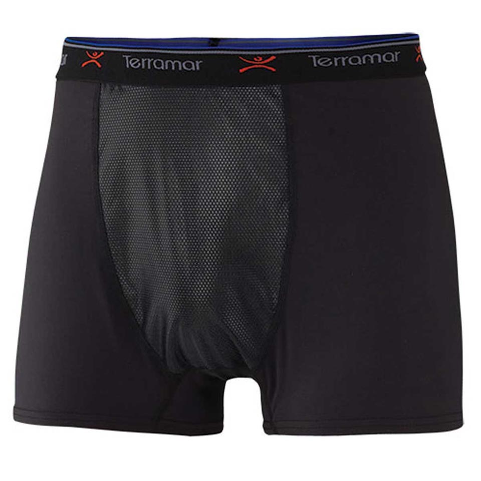 Men's Pro Jersey Wind Boxer Brief