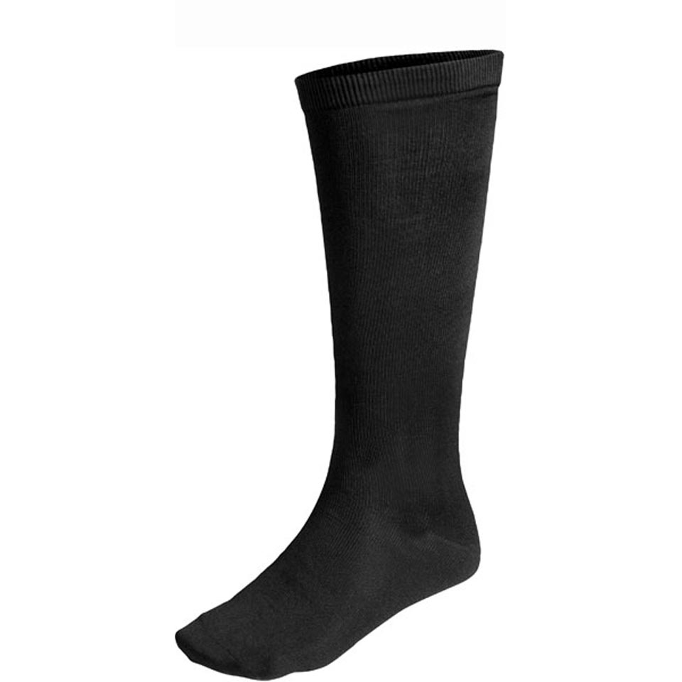 Adult Spunsilk/Nylon Over Calf Sock Liner