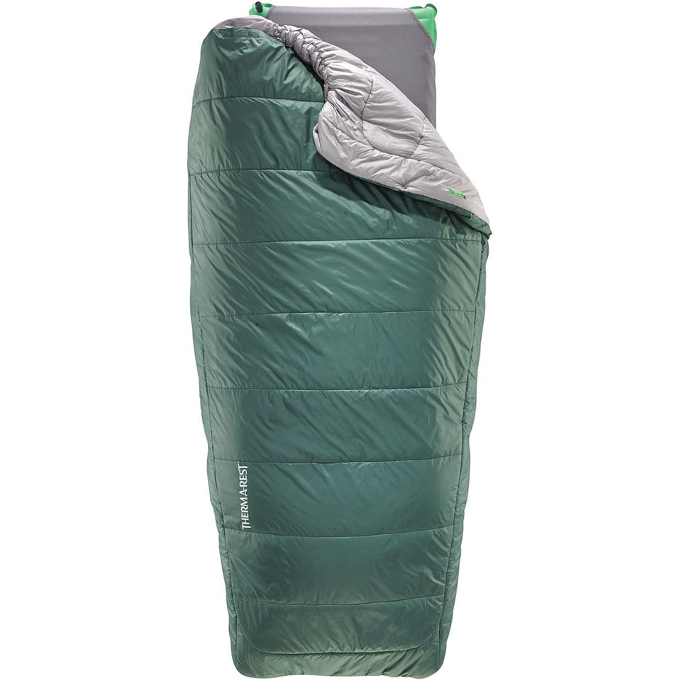 Sleeping pad not included